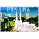 Vintage Panama Art