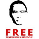 Free Tenzin Delek Rinpoche T-shirts & Gifts