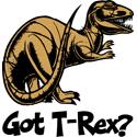 Got T-Rex?