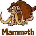 Cute Mammoth