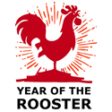 Year Of The Rooster Merchandise & Apparels