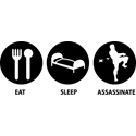 Eat Sleep Assassinate