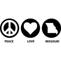 Peace Love Missouri