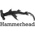 Vintage Hammerhead Shark