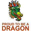 Proud To Be A Dragon Merchandise
