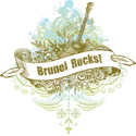 Brunei Rocks