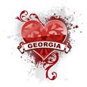 Heart Georgia