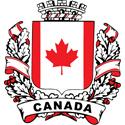 Stylized Canada Crest