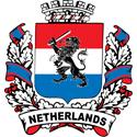 Stylish Netherlands Crest