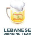 Lebanese Drinking Team
