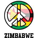 Peace In Zimbabwe T-shirts