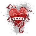 Heart Beaver