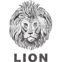 Vintage Lion