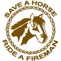 Ride A Fireman
