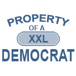 XXL Democrat