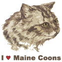 I Love Maine Coons