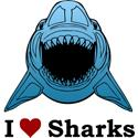 I Love Sharks