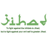Jihad T-shirts, Jihad T-shirt