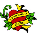 South Dakota Rocks!