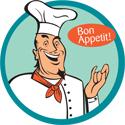 Chef T-shirt, Chef T-shirts