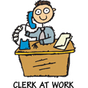 Clerk T-shirt, Clerk T-shirts
