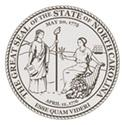 Vintage North Carolina State Seal