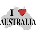 I Love Australia Gifts