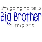 Big Brother to Triplets