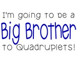 Big Brother to Quadruplets