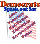 Democrats Speak Out!!