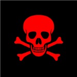 Red Jolly Roger