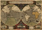 1595 Map of the Known World