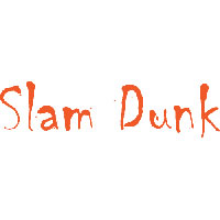 Slam Dunk * hit ball hard in hole