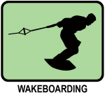 Wakeboarding (GREEN)