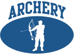 Archery (blue circle)