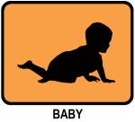 Baby (orange)