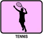 Womens Tennis (pink)
