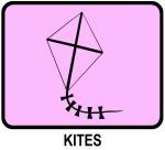 Kites (pink)
