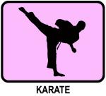 Karate (pink)