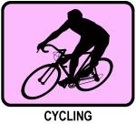 Cycling (pink)