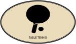 Table Tennis (euro-brown)