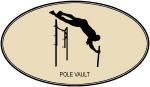 Pole Vault (euro-brown)