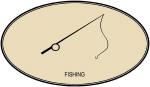 Fishing (euro-brown)