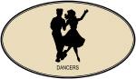 Dancers (euro-brown)