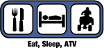 Eat, Sleep, ATV