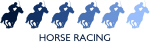 Horse Racing (blue variation)