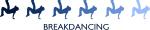 Breakdancing (blue variation)