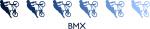 BMX (blue variation)