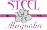 Steel Magnolia Pink B