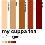 My Cuppa Tea - 2 Sugars